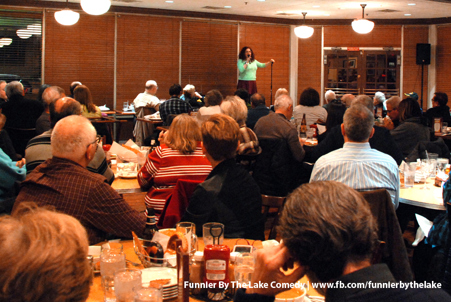 The Comedy Nosh @ Max and Benny's Restaurant Northbrook